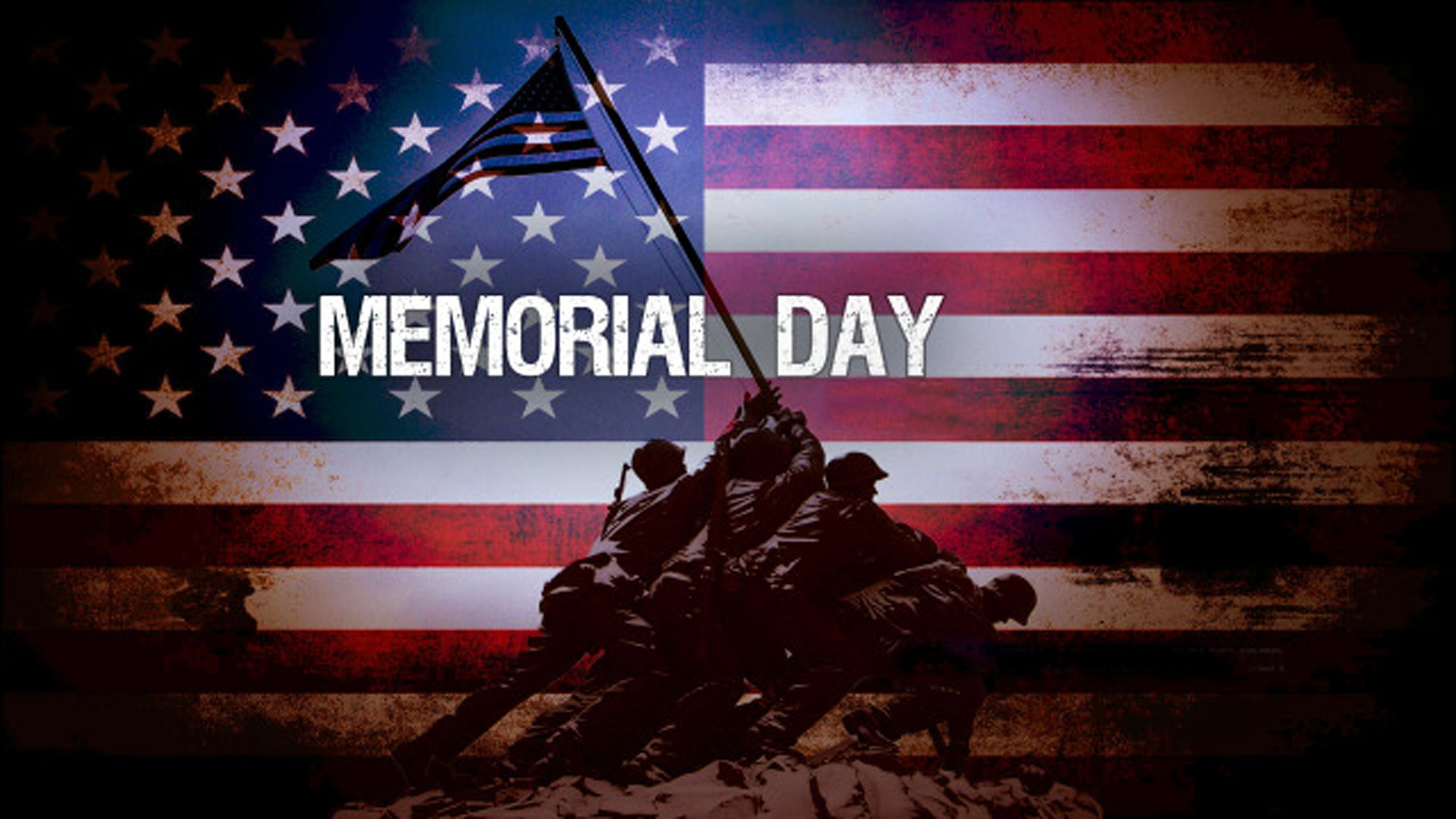 Happy Memorial Day from Teniseal/Parking Striping Corp.!