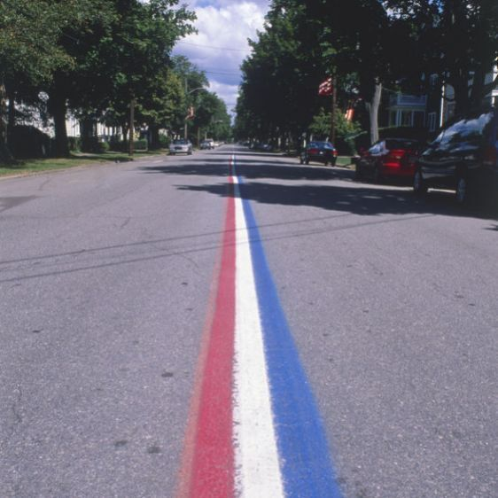 Happy Fourth of July from Teniseal/Parking Striping Corp.!