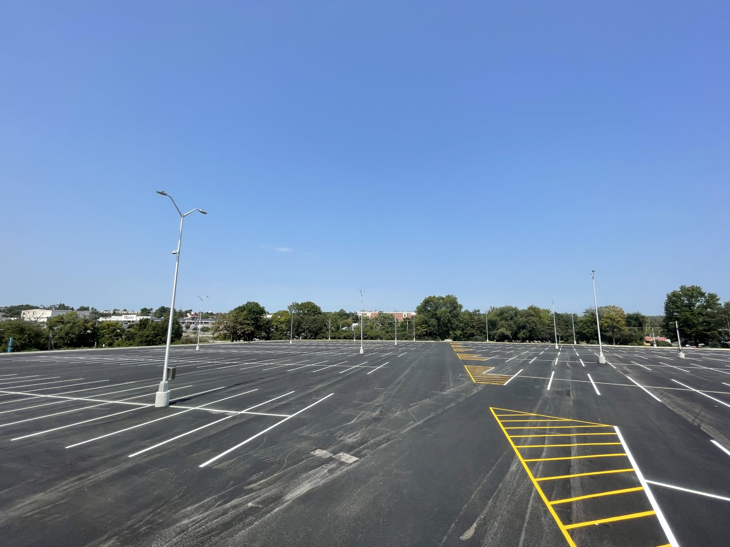 Tips to Close Your Parking Lot During Repairs